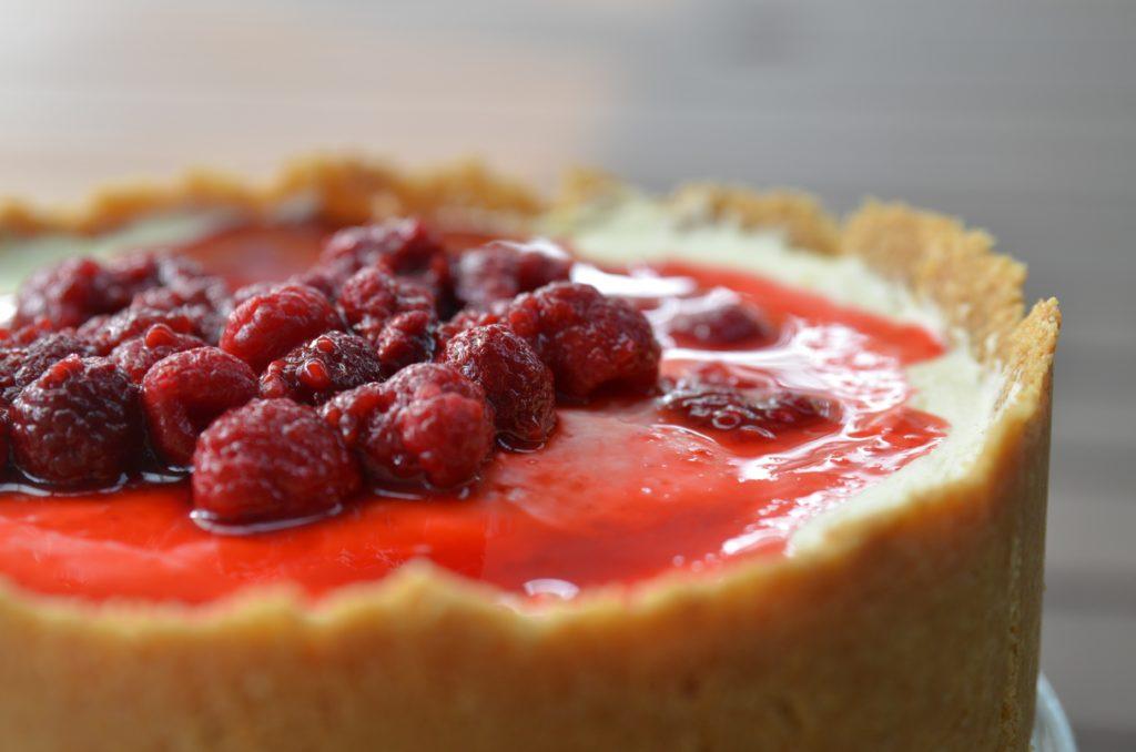 cheesecake panna e mascarpone